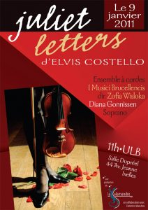 Elvis Costello - Juliet Letters